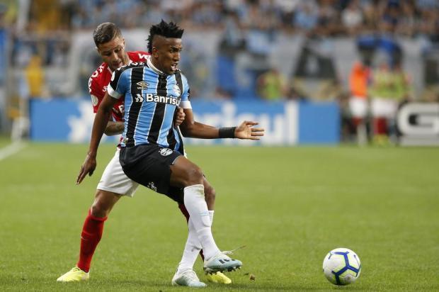 Cacalo: Grêmio teve pênalti não marcado em Everton e Cortez com atuação gigante no clássico Lauro Alves/Agencia RBS