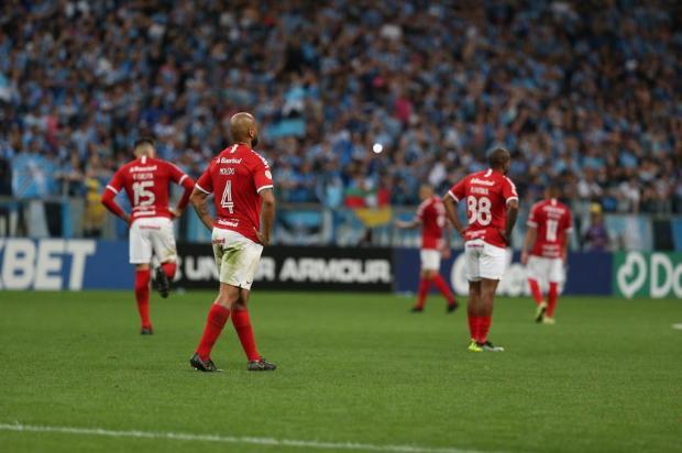 Guerrinha: falta de qualidade é o principal motivo pela queda de produção do Inter Fernando Gomes/Agencia RBS