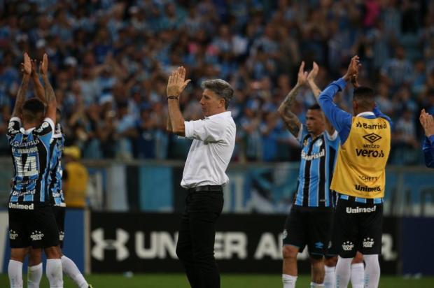 Guerrinha: Grêmio é favorito e tem tudo para mandar em campo contra o CSA Fernando Gomes/Agencia RBS
