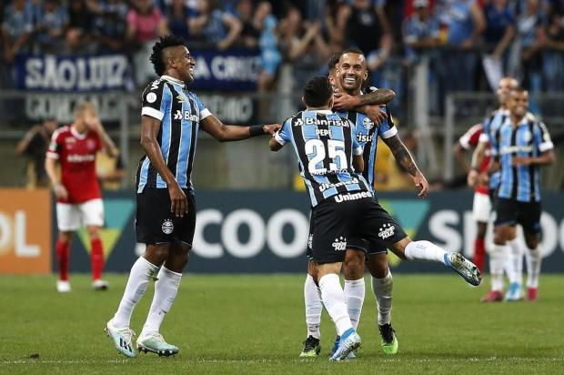 Cacalo: Grêmio deu um banho de bola no Inter Lauro Alves/Agencia RBS