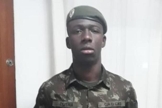 Dois adolescentes são apreendidos por morte de soldado durante assalto em Porto Alegre Arquivo pessoal/Arquivo Pessoal