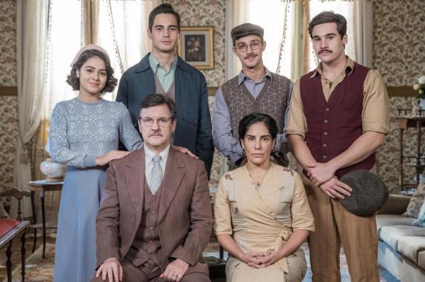 """Saiba o que muda na nova fase de """"Éramos Seis"""", que começa nesta segunda-feira Raquel Cunha/TV Globo/Divulgação"""