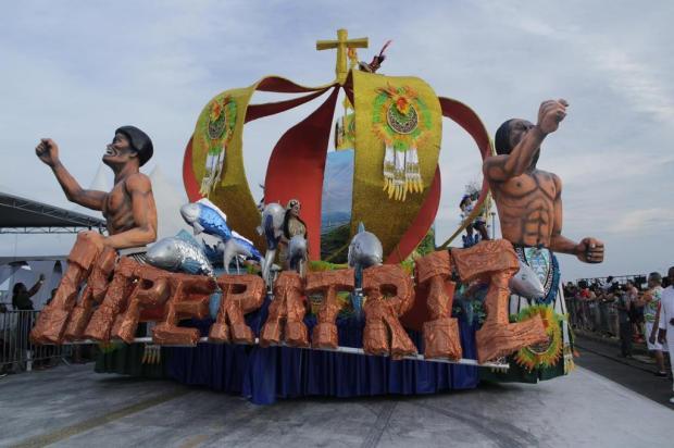 Novidade: Imperatriz Dona Leopoldina terá dupla de intérpretes no Carnaval 2020 Diego Lopes/Especial