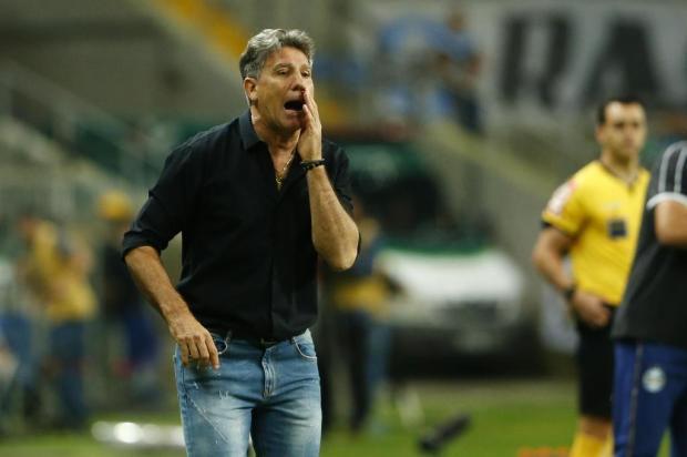 Cacalo: a verdadeira decisão do Grêmio pelo G-4 não será contra o São Paulo Marco Favero/Agencia RBS