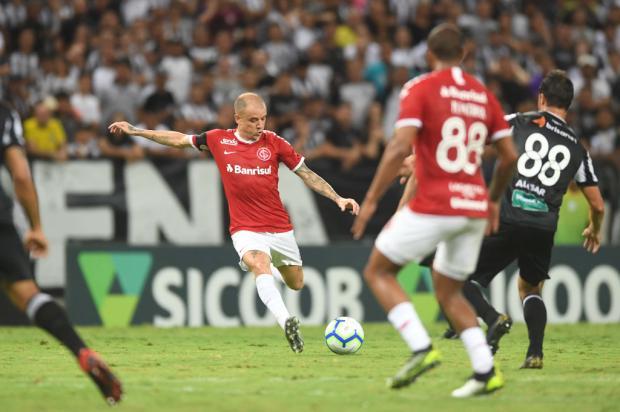 Lelê Bertholacci: que se promovam mudanças no futebol do Inter Ricardo Duarte  / SC Internacional/SC Internacional