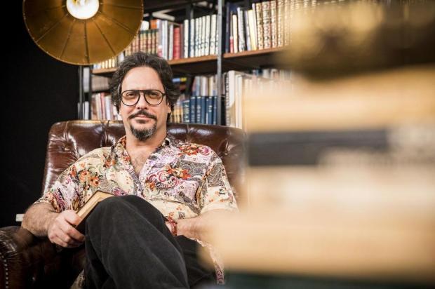 """""""Aos 45 anos, ainda sou novidade"""", diz Lucio Mauro Filho sobre seu retorno às novelas Victor Pollak/TV Globo,Divulgação"""