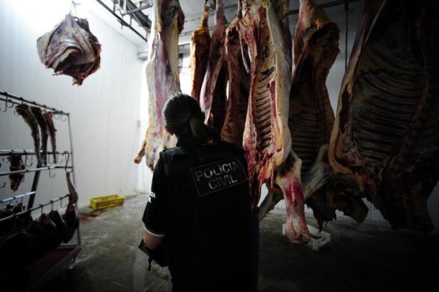 Frigoríficos interditados no Vale do Paranhana venderiam carne estragada Ronaldo Bernardi/Agencia RBS