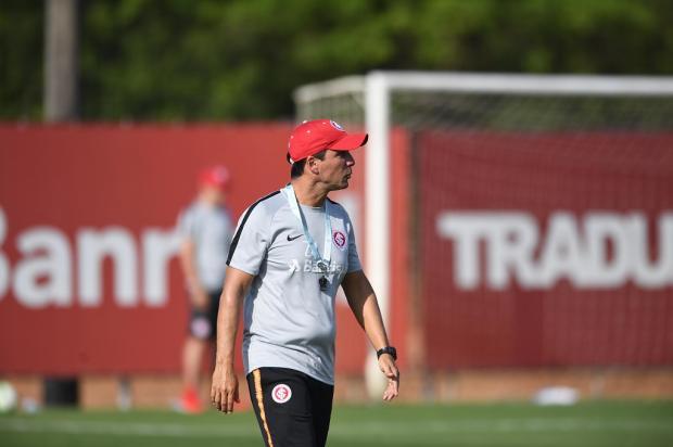 Luciano Périco: a mudança de postura que Zé Ricardo prepara no time do Inter Ricardo Duarte / Inter/Inter