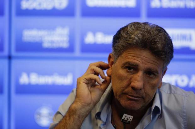 Cacalo: não encontro em outros técnicos as mesmas características de Renato Lauro Alves/Agencia RBS