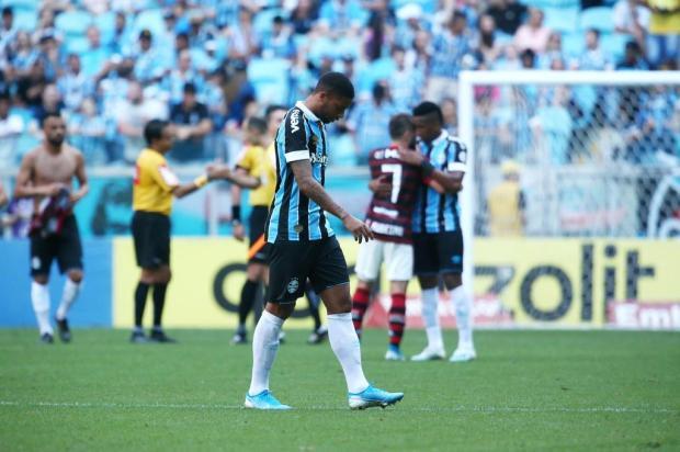 Guerrinha: o problema que o Grêmio ainda não conseguiu resolver Jefferson Botega/Agencia RBS