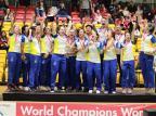 Tefy, a craque gaúcha da seleção brasileira campeã mundial de futsal para surdos Divulgação/Confederação Brasileira de Desportos Surdos