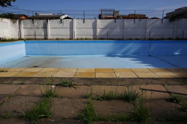 Piscinas públicas de Porto Alegre abrirão somente em janeiro de 2020 Mateus Bruxel/Agencia RBS