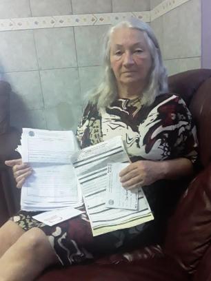 Mulher espera há quatro meses por consulta de urgência com especialista, em Cachoeirinha Arquivo pessoal/Arquivo pessoal