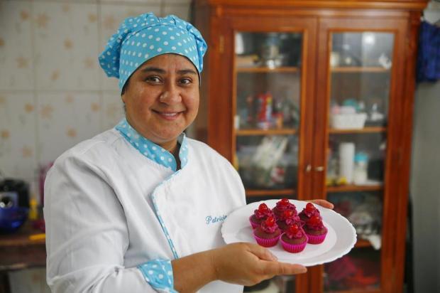 Red Velvet da Patrícia: aprenda a receita do bolo feito com a casca da beterraba Félix Zucco/Agencia RBS