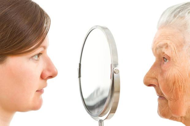 Confira dicas para encarar o envelhecimento com naturalidade 123RF/Reprodução