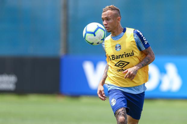Cacalo: reencontro com o Palmeiras é de extrema importância para o Grêmio Lucas Uebel / Grêmio FBPA/Grêmio FBPA