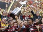 Luciano Périco: Flamengo teve um fim de semana inesquecível Luka Gonzales/AFP