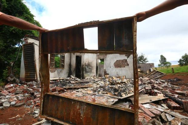 Milícias indígenas estariam por trás de atentados e homicídio em reserva no Noroeste TADEU VILANI/AGENCIA RBS