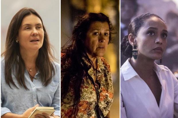 """""""Amor de Mãe"""" mostra que o destino é o grande vilão da história João Cotta/Globo"""