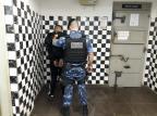 Suspeito é preso logo após assassinato de vítima em Canoas Guarda Municipal de Canoas / Divulgação /Divulgação