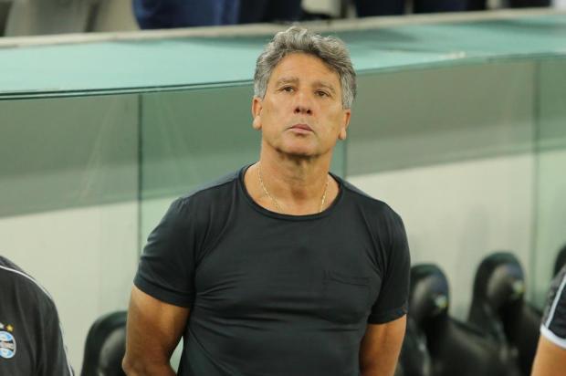 Guerrinha: primeiro anúncio do Grêmio deve ser a renovação de Renato Jose Tramontin/Zimel Press/Lance/Zimel Press/Lancepress!