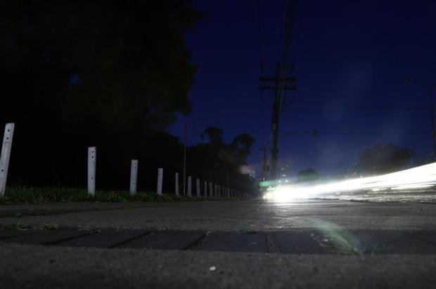 Parque Marinha segue às escuras e prefeitura promete consertos no início de dezembro Isadora Neumann/Agencia RBS