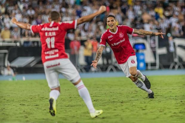 Lelê Bortholacci: passagem para a Libertadores quase carimbada Maga Jr/Ofotografico/Lancepress!