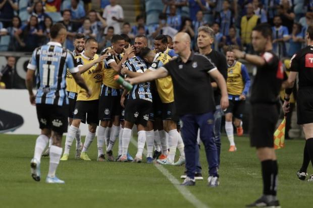 Cacalo: 2020 já chegou para o Grêmio Lauro Alves/Agencia RBS
