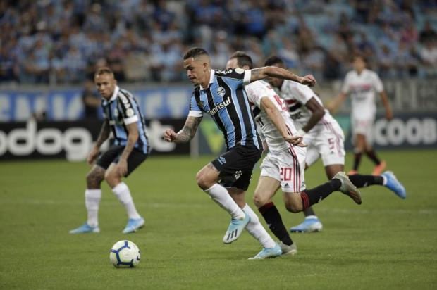 Guerrinha: o acerto de Renato Portaluppi no ataque do Grêmio em 2019 Lauro Alves/Agencia RBS