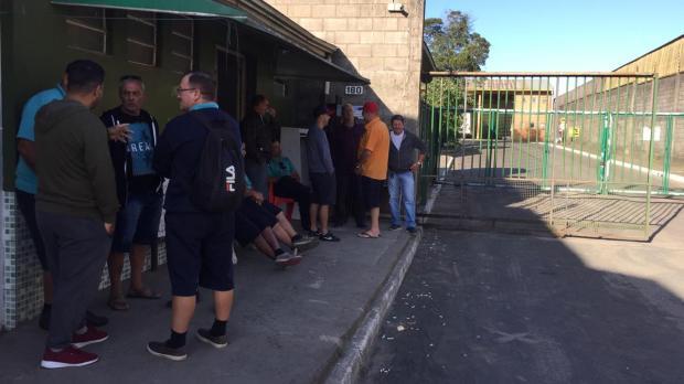 Paralisação de funcionários afeta circulação de ônibus em Alvorada Ronaldo Bernardi / Agencia RBS/Agencia RBS