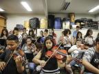 Orquestra Villa-Lobos estreia novo espetáculo em homenagem à África nesta quarta-feira à noite Marco Favero/Agencia RBS