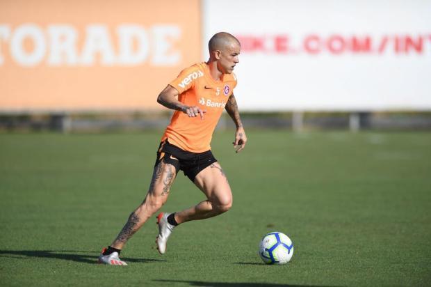 Guerrinha: o Inter quer a permanência de D'Alessandro Ricardo Duarte/Inter