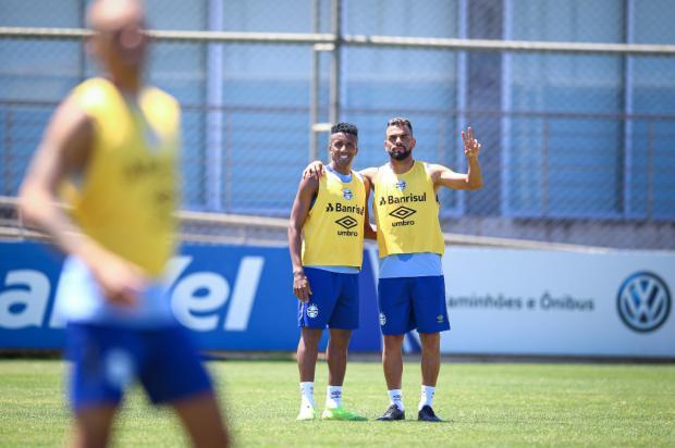 Luciano Périco: para o Grêmio, 2020 é agora Lucas Uebel / Grêmio FBPA/Grêmio FBPA