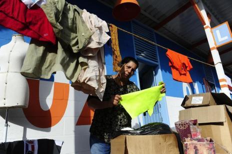 Escolinha da Tia Lolô tem salas alagadas e materiais danificados após chuva em Viamão (Ronaldo Bernardi/Agencia RBS)