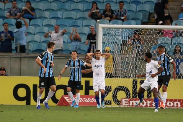 Guerrinha: Grêmio confirmou a qualidade contra um adversário próximo da Série B André Ávila/Agencia RBS