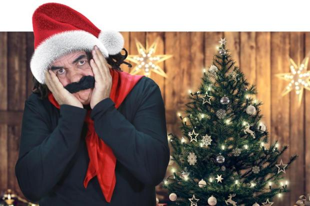 """Guri de Uruguaiana e o Natal em família: """"Tem parentes que são iguais a panetone,só vejono fim do ano"""" Artebiz/Divulgação"""