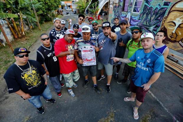 Após três anos, festival Cohab É Só Rap volta neste final de semana Robinson Estrásulas/Agencia RBS