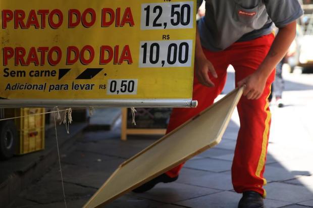 Alta da carne afeta preço de restaurantes em Porto Alegre Tadeu Vilani/Agencia RBS