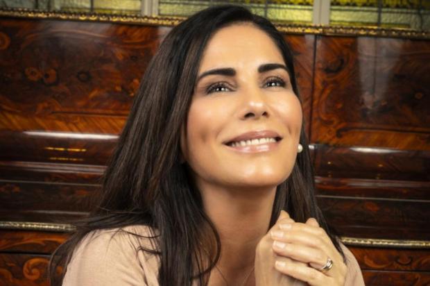 """Glória Pires conta já ter sido rejeitada em trabalho """"por ser muito feia"""" Raquel Cunha/TV Globo/Divulgação"""