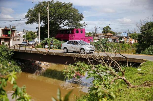 Prefeituras de Porto Alegre e Alvorada assinam acordo para duplicar ponte que liga as duas cidades Félix Zucco/Agencia RBS
