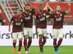 Guerrinha: mesmo que não conquiste o Mundial, Flamengo já garantiu o respeito dos estrangeiros KARIM JAAFAR/AFP