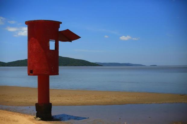 Como estão as praias de Porto Alegre para o verão Tadeu Vilani/Agencia RBS