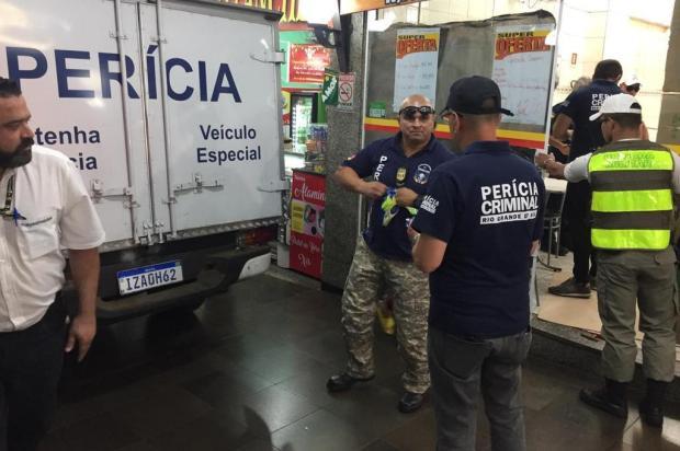 Homem é assassinado a facadas no centro de Porto Alegre Joyce Heurich/Agencia RBS