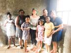 Presentão de Natal: família Duarte consegue reconstruir casa destruída em vendaval Arquivo pessoal / Arquivo pessoal/Arquivo pessoal