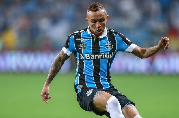 Luciano Périco: ajuste de mercado na negociação de Everton Lucas Uebel/Grêmio/Divulgação
