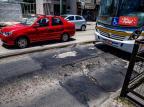 Seis meses depois, problemas no asfalto seguem nas avenidas da zona sul da Capital Omar Freitas/Agencia RBS