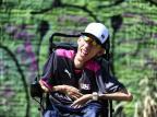 Funkeiro de Canoas supera as limitações físicas e grava clipe com Kondzilla Ronaldo Bernardi/Agencia RBS