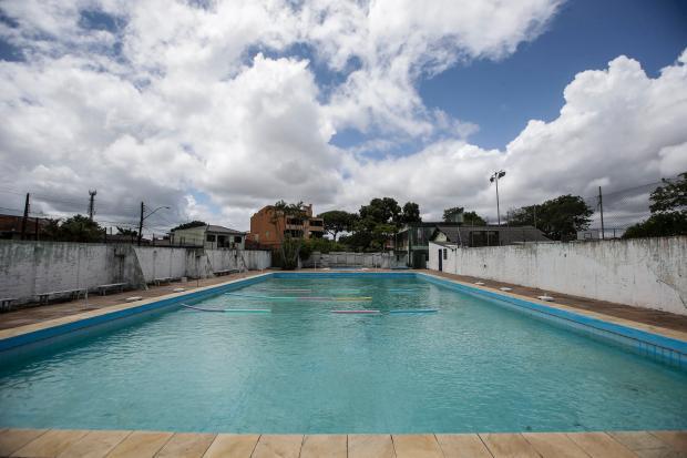 Piscinas públicas da Capital abrem neste sábado André ¿?vila / Agência RBS/Agência RBS