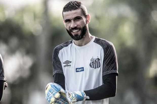 José Augusto Barros: vários motivos para trazer Vanderlei Ivan Storti / Santos/Divulgação/Santos/Divulgação