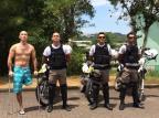 Campanha criada por policiais busca doações para a compra de prótese para sargento Arquivo Pessoal / Arquivo Pessoal/Arquivo Pessoal